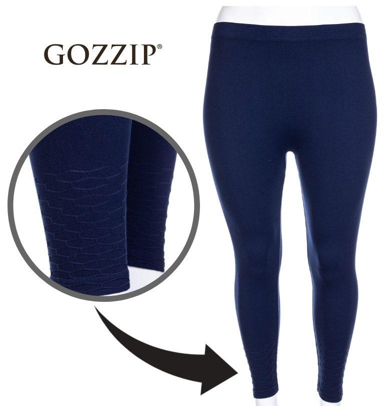Skønne basis leggings fra Gozzip