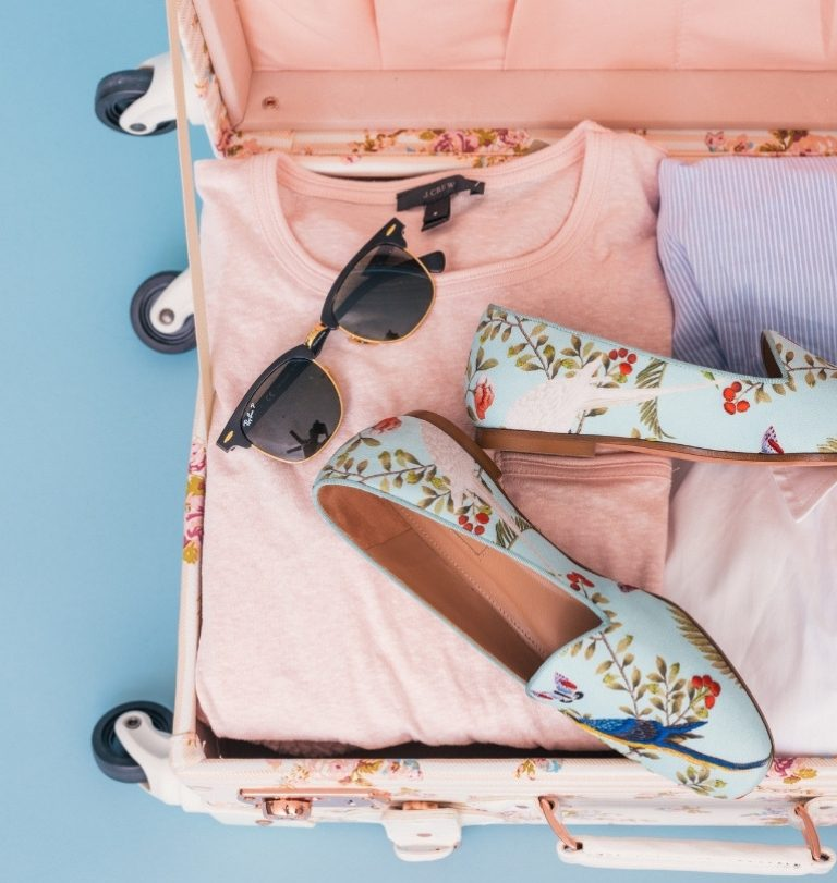Hvad skal der i din sommerferie kuffert?