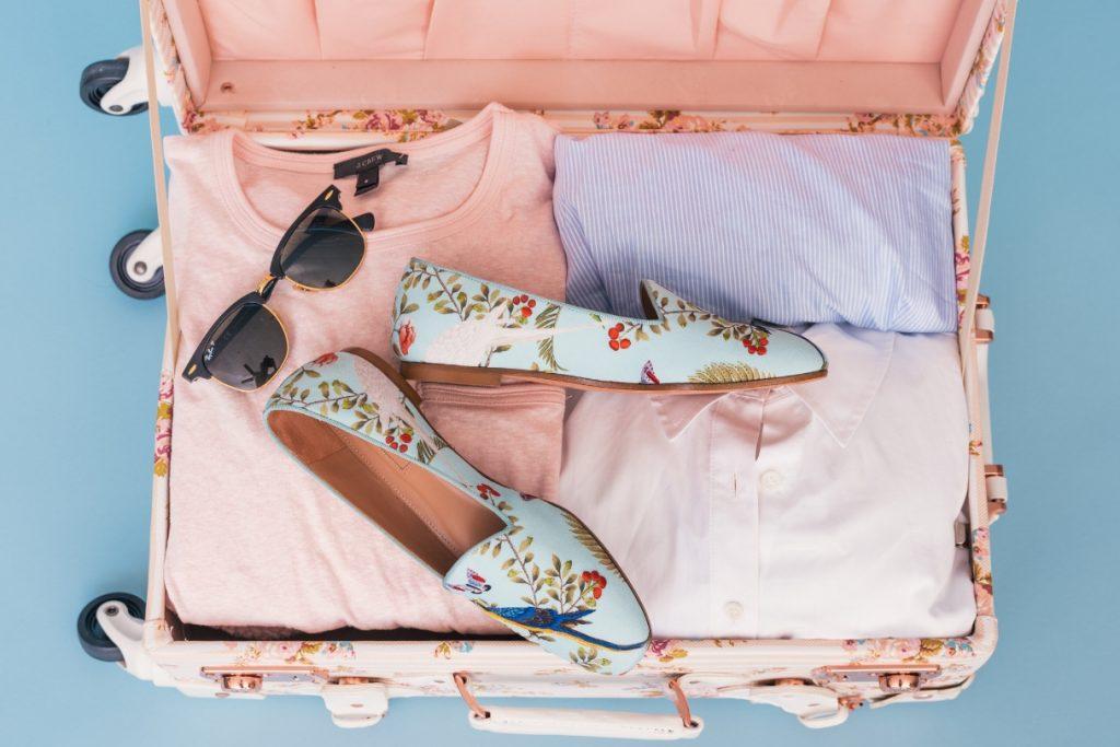 Sommer kuffert