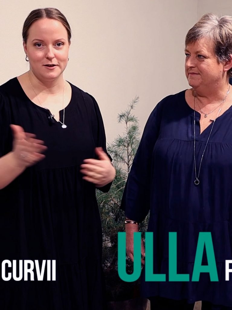 Pont Neuf bukser med Ulla