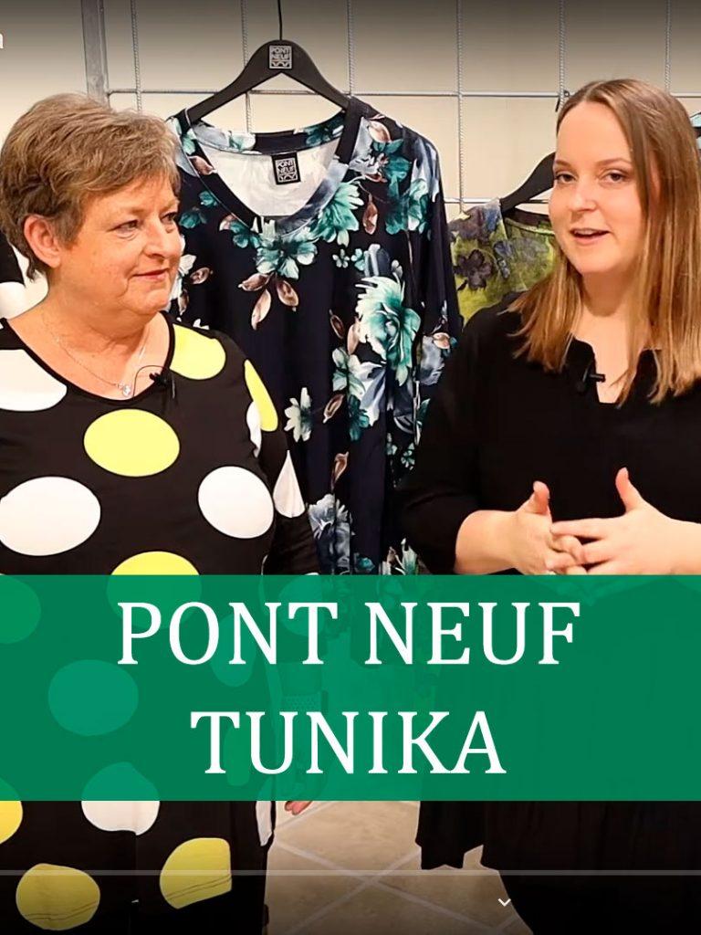 Pont Neuf – Melina Tunika