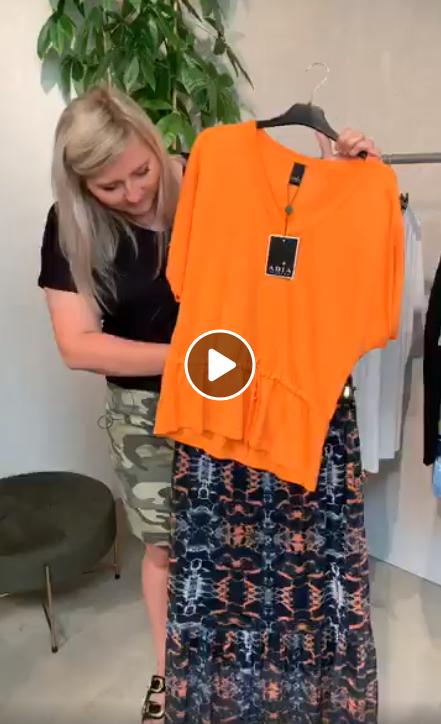 Se hvordan du styler din nederdel
