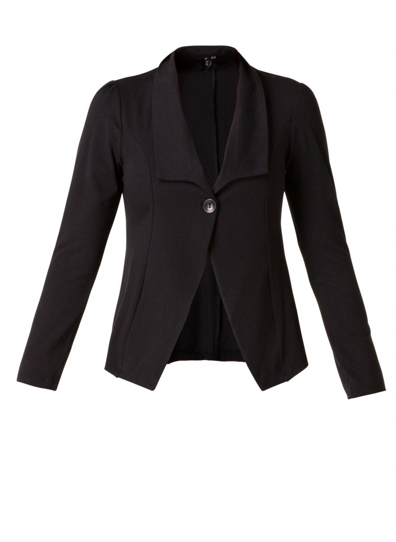Sort cardigan/jakke