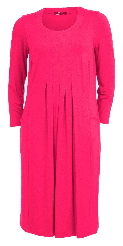 Lang pink kjole