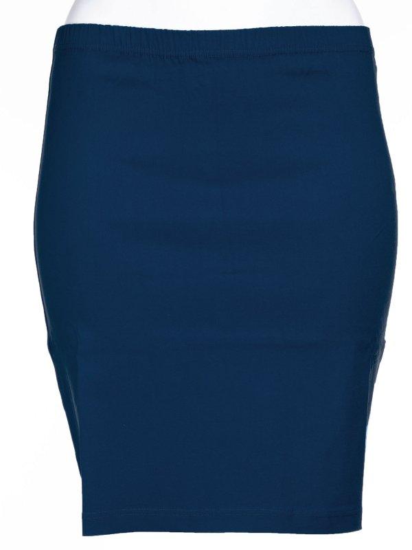 Mørkeblå nederdel  fra Gozzip