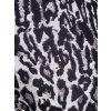 Leggings med leopardprint i grå nuancer fra Sandgaard (fra Studio)