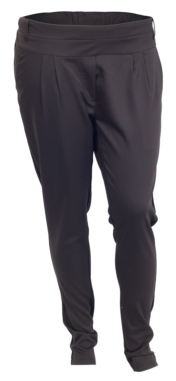 Klassiske sorte habit style bukser