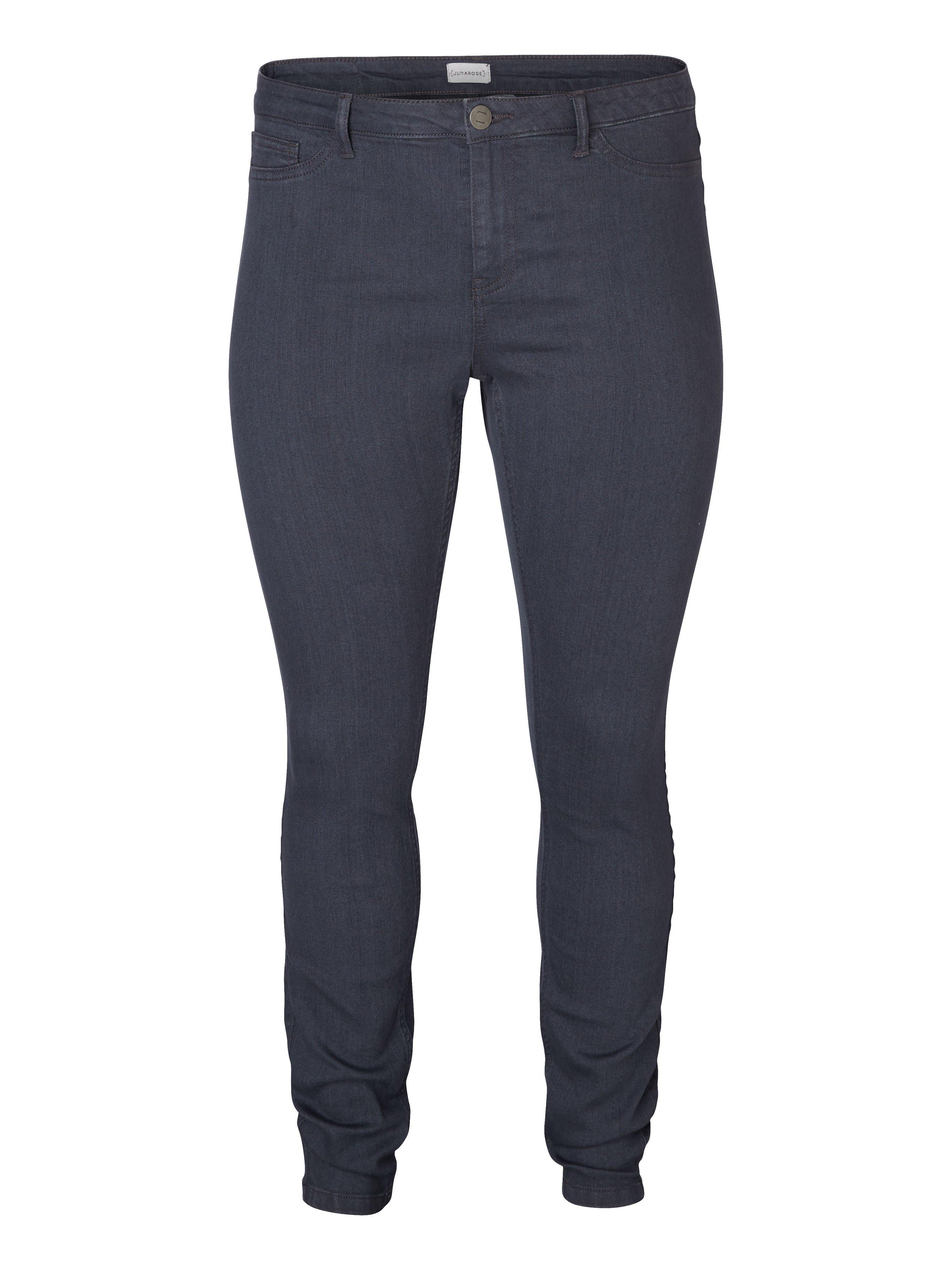 Mørke Grå Queen Jeans