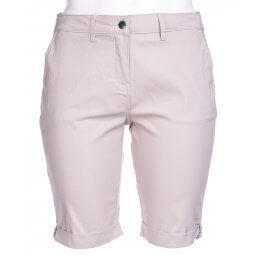 Sandfarvede bengalin Step shorts