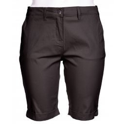 Sorte Step bengalin shorts