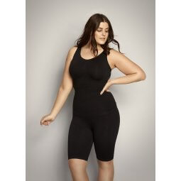 Sort shapewear top