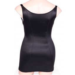 Sort body top shapewear kort model