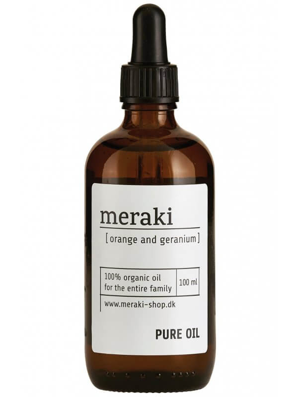 Pure Oil Orange, 100 ML fra meraki