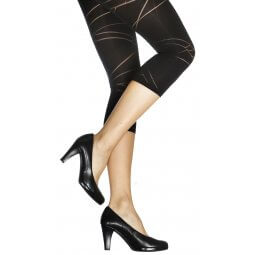 Capri leggings i 70 denier