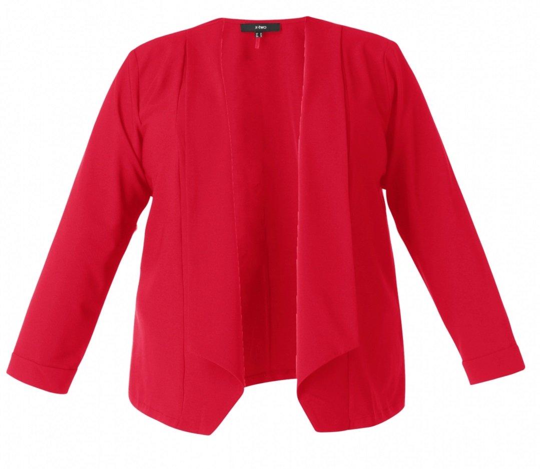 Selskabs jakke i rød