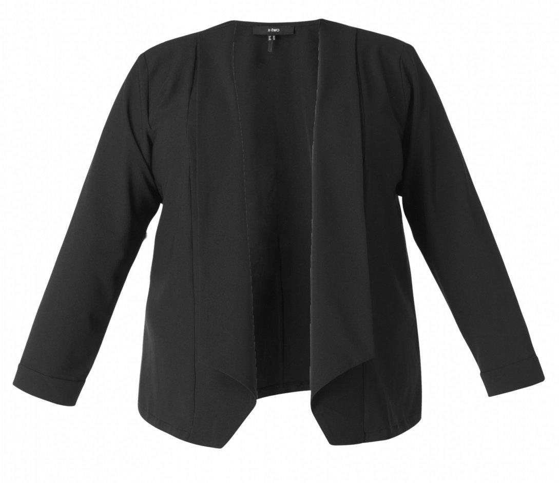 Selskabs jakke i sort