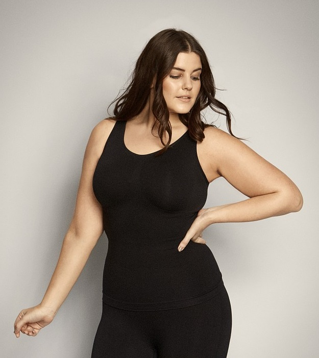 Shapewear top