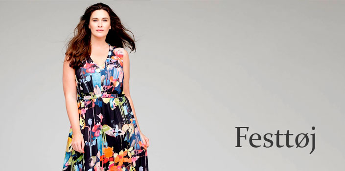 f6aa9cf7 Plus Size Tøj Til Store Kvinder og Piger
